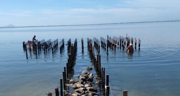 Prefeitura de São Pedro da Aldeia anuncia início da reforma do deck da Praia da Baleia