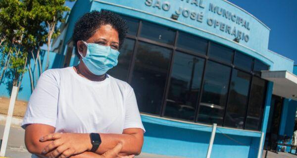 Enfermeira que atua no centro cirúrgico será a 1ª vacinada contra o coronavírus em Cabo Frio