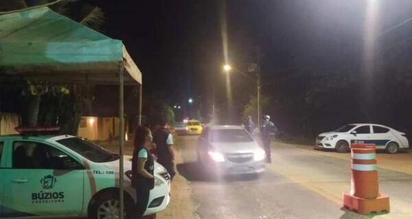 Prefeitura de Búzios garante manutenção da barreira sanitária