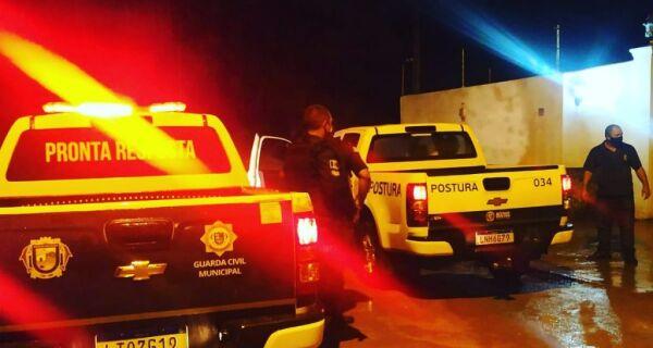 Prefeitura de Búzios interrompe realização de festas clandestinas durante fim de semana