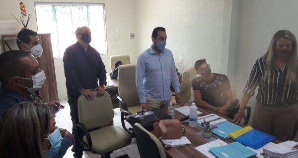 Saúde de São Pedro da Aldeia inicia trabalho com visitas e avaliações de estruturas