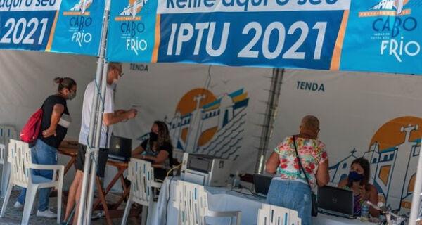 Prazo para desconto de 10% no IPTU termina nesta sexta-feira (29) em Cabo Frio