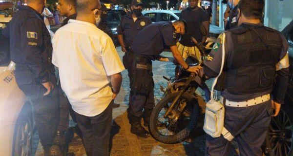 Prefeitura de Búzios intensifica fiscalização para combater motos com escapamentos adulterados