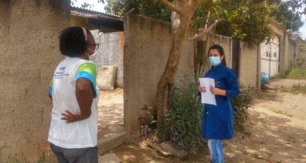 Comunidade quilombola de São Pedro da Aldeia recebe ação para bloquear contágio pelo coronavírus