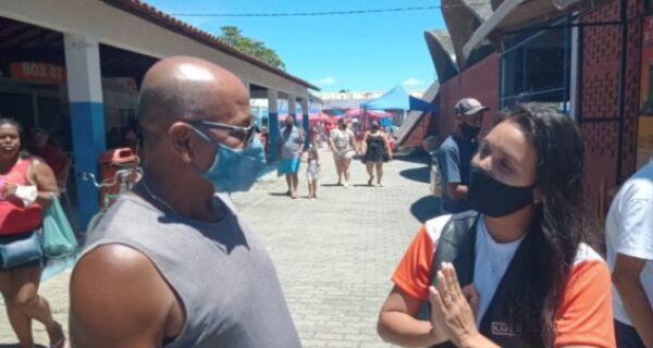 Mercado Sebastião Lan passa por vistoria técnica nesta semana