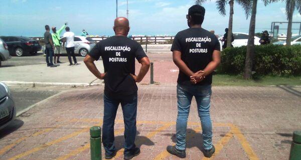 Arraial do Cabo reforça fiscalização durante alta temporada