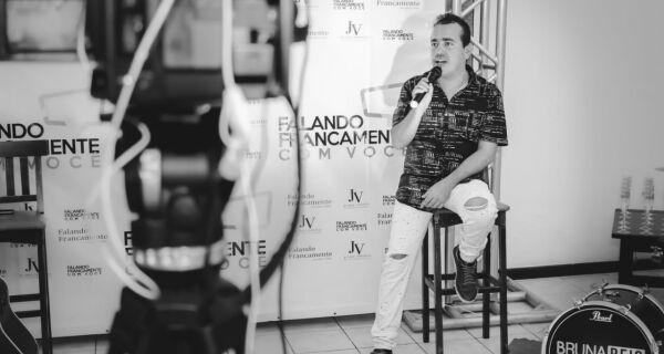 'Nossa Rádio' estreia no dia 1º de fevereiro sob o comando de Juarez Volotão