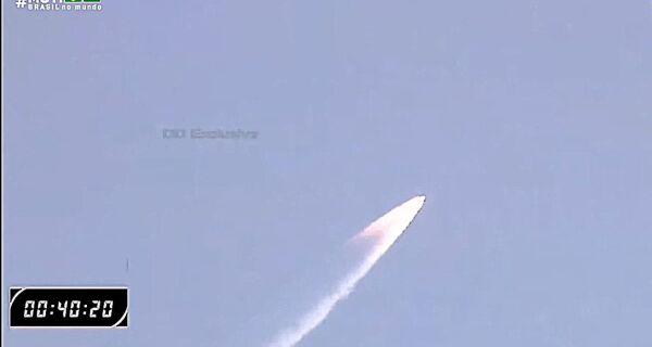 Satélite brasileiro chega à órbita com sucesso e inicia a transmissão de dados
