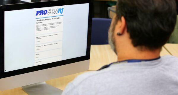 Procon-RJ realizará mutirão de negociação entre alunos e instituições de ensino