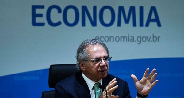 Ministro da Economia diz que novo auxílio emergencial só viria com calamidade pública