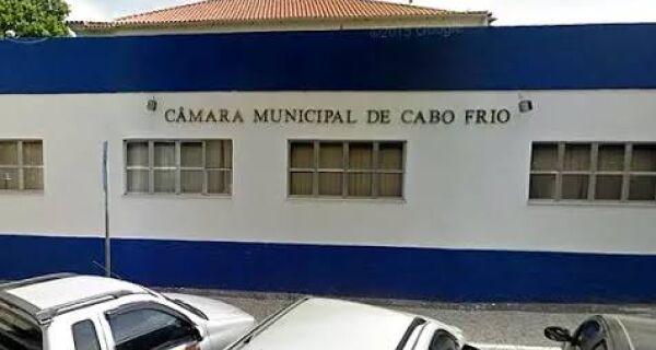 Após casos de Covid com servidores, Câmara de Cabo Frio terá higienização nas instalações