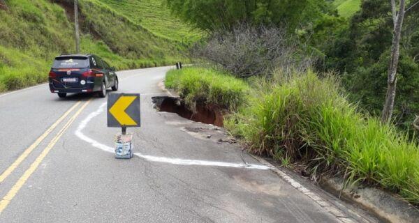 Municípios pedem melhorias nas rodovias do interior do Rio