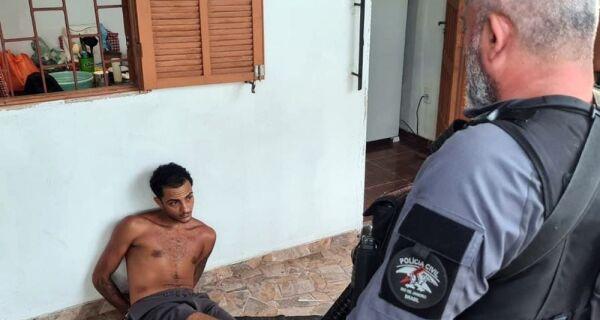 Delegacia de Roubos e Furtos prende um dos maiores ladrões de banco do país em Araruama