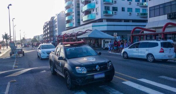 Trânsito da Praia do Forte será parcialmente fechado neste fim de semana