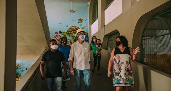 CIEP do Manoel Corrêa terá gestão compartilhada entre Estado e Prefeitura de Cabo Frio