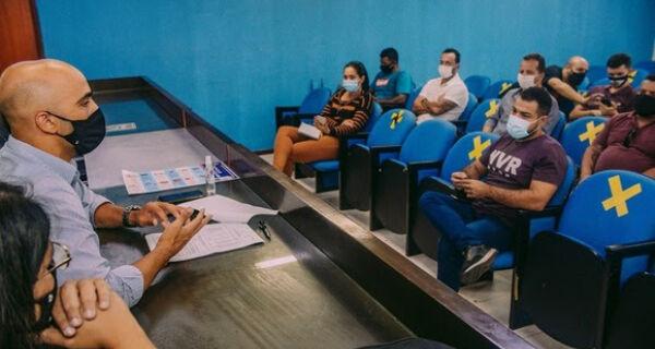 Prefeitura apresenta projeto de lei da Reforma Administrativa em Cabo Frio