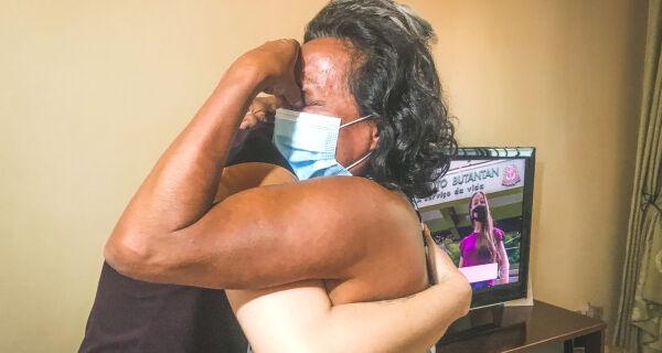 Grupo prioritário de idosos começa a receber vacina contra a Covid-19 em São Pedro da Aldeia