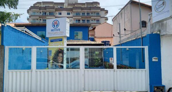 Sede do Instituto Fome de Pão Sede de Deus agora está no Parque Riviera