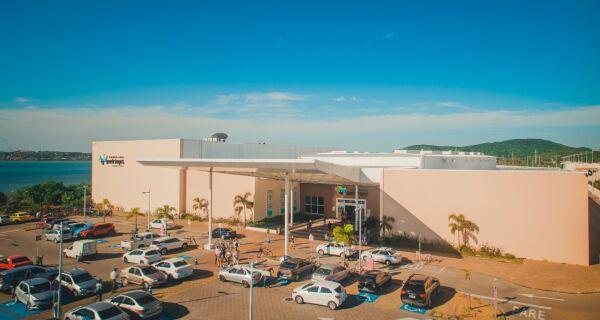Shopping Park Lagos prevê recuperação em 2021