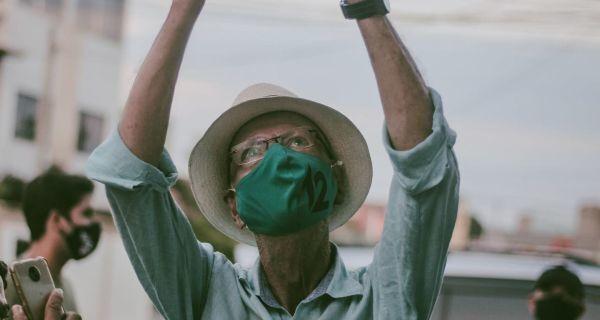 Bonifácio apresenta bom estado de Saúde, diz Prefeitura