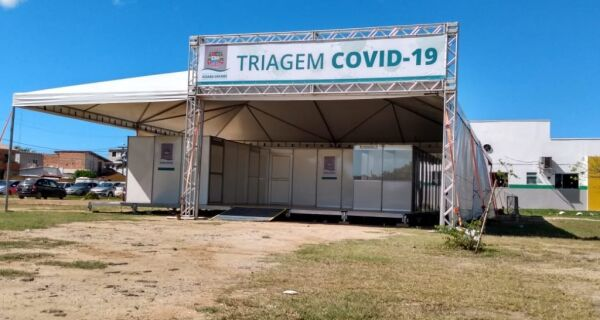 Centro de Triagem da covid-19 em Iguaba Grande tem novo horário de atendimento