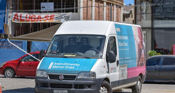 Búzios recebe atendimento móvel da Enel durante esta semana