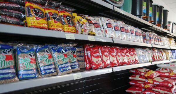 Famílias em situação de insegurança alimentar receberão cesta básica do Governo Federal