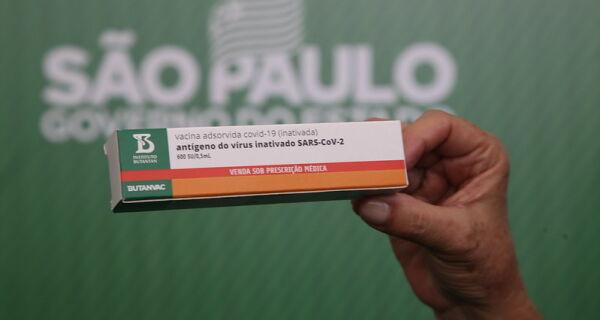 Governo de São Paulo anuncia desenvolvimento da primeira vacina 100% nacional contra Covid-19