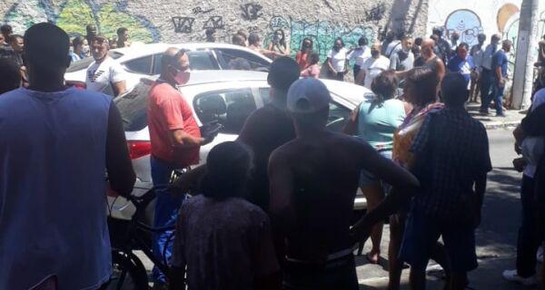 Homem é baleado em Cabo Frio na manhã deste sábado (20)