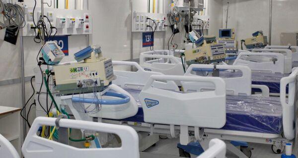 Ministério da Saúde autoriza mais de 2,7 mil leitos de UTI para 22 estados