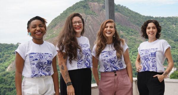 Projeto Mulheres de Sal promove lives sobre presença feminina no mercado editorial