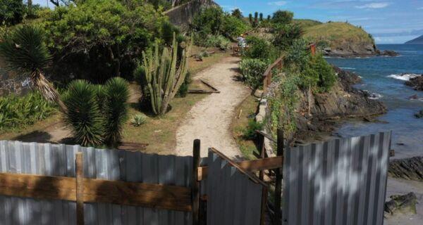 Mirante do Morro do Arpoador é fechado para obras de requalificação