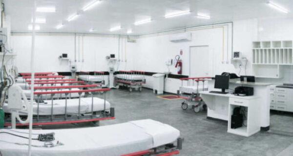 Novo espaço de triagem e tratamento para covid é inaugurado em São Pedro da Aldeia