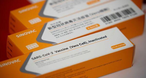 Butantan envia mais 3,3 milhões de doses de vacina ao governo
