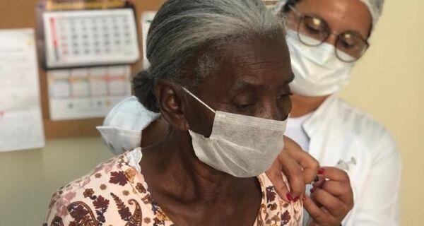 Comunidade quilombola é vacinada contra a Covid-19 em Araruama