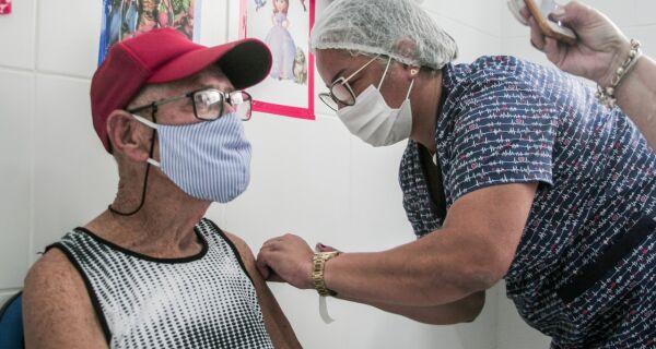 Saúde convoca para aplicação da segunda dose da vacina contra Covid nos postos de saúde em São Pedro