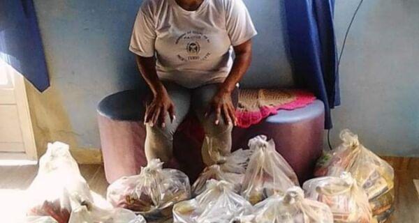 Instituto Fome de Pão Sede de Deus intensifica campanha de doação de alimentos