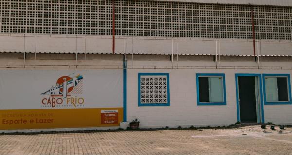 Prefeitura de Cabo Frio transfere sede da Secretaria de Esportes para o Jardim Esperança