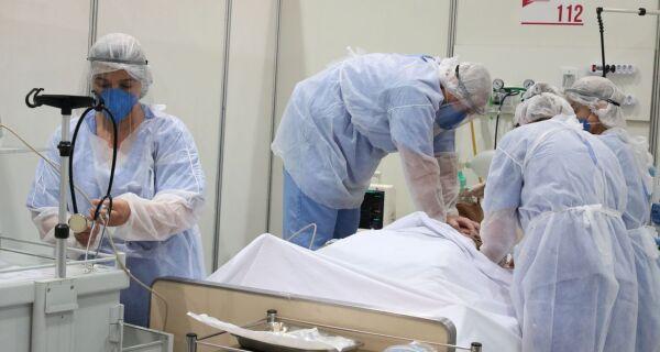 Governo do Estado garante entrega de medicamentos do 'Kit intubação' aos municípios