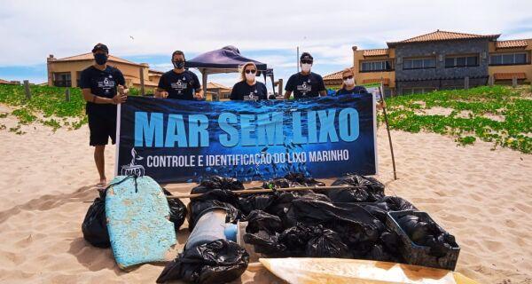 Região dos Lagos participa de ações pela Semana Nacional de Limpeza dos Mares a partir deste sábado