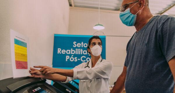 Setor de pós Covid-19, em Cabo Frio, atende mais de 100 pessoas em um mês de funcionamento