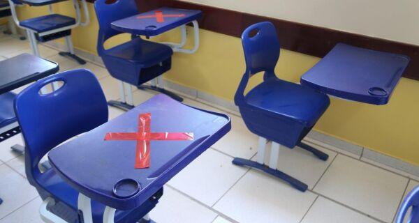 Novo calendário de vacinação contempla profissionais da Educação em Araruama