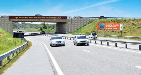 Via Lagos espera passagem de 130 mil veículos durante o feriado de Corpus Christi