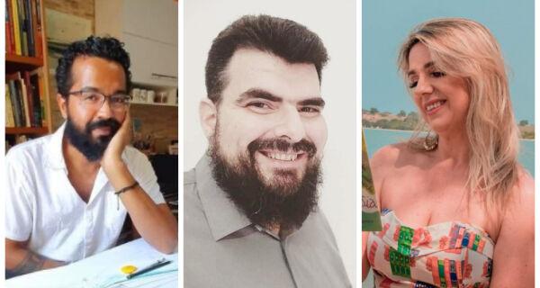 Colunistas da Folha assumem cadeiras na Academia Cabo-friense de Letras