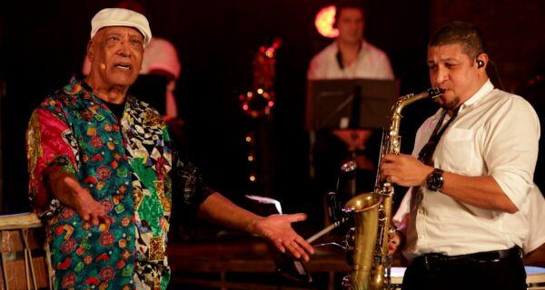 Orquestra Afro-Brasileira faz apresentação nesta quinta-feira (13)