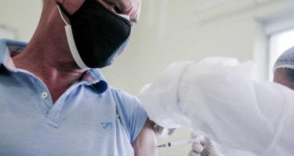 Covid: vacinação de pessoas com comorbidades de 50 a 59 anos começa nesta segunda (17) em São Pedro