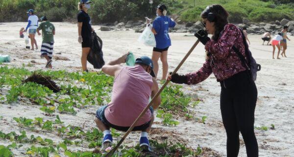 Semana Nacional de Limpeza dos Mares retira mais de 18 toneladas de lixo em praias do Brasil