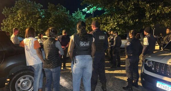 Fiscalização da Prefeitura acaba com festas e aglomerações em Cabo Frio