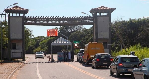 Búzios reforça barreiras sanitárias para o feriado de Corpus Christi