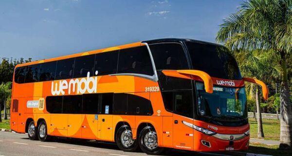 Wemobi amplia operação no Rio e chega a Cabo Frio; passagens a partir de R$ 59,90
